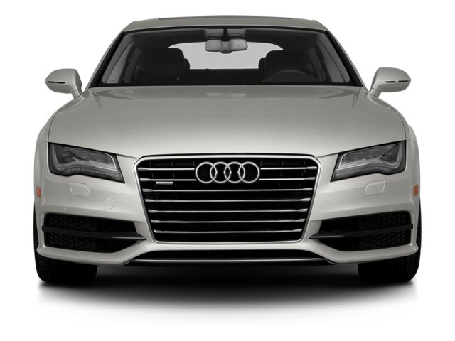2013 Audi A7 Prices and Values Sedan 4D 3.0T Prestige AWD front view
