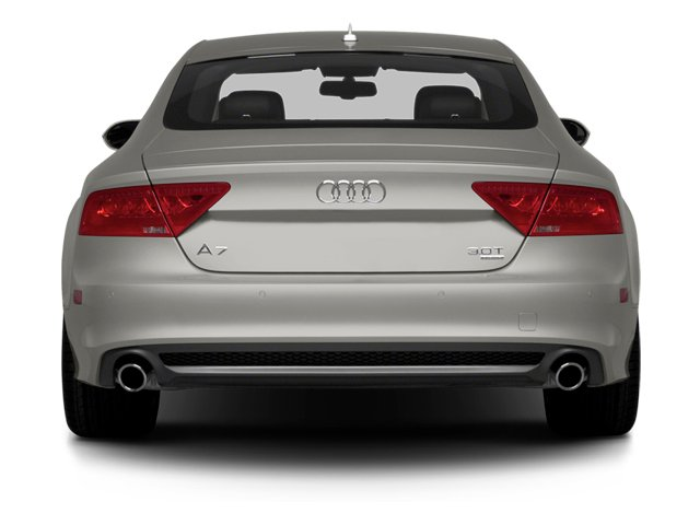2013 Audi A7 Prices and Values Sedan 4D 3.0T Prestige AWD rear view