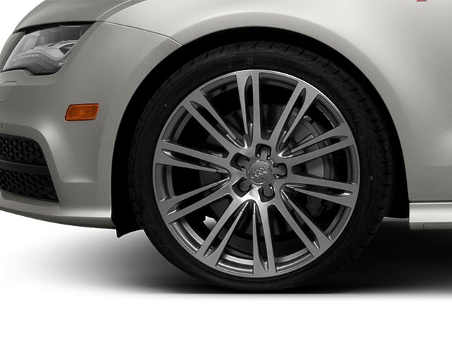 2013 Audi A7 Prices and Values Sedan 4D 3.0T Prestige AWD wheel