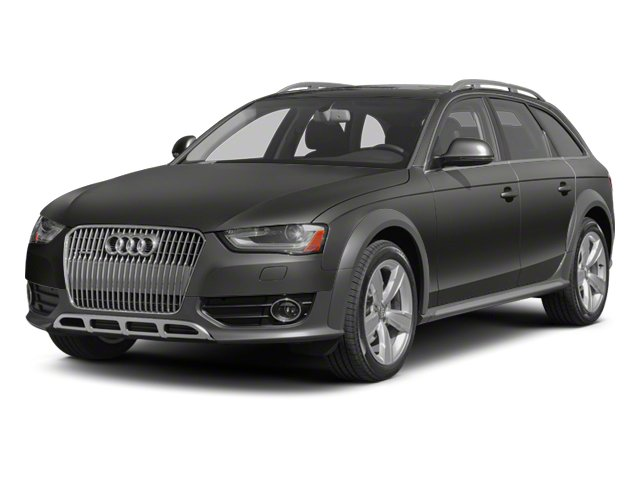 2013 Audi allroad Prices and Values Wagon 4D Prestige AWD