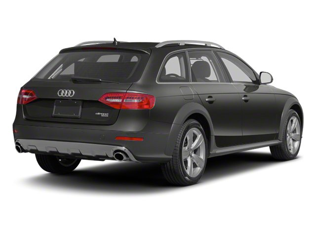 2013 Audi allroad Prices and Values Wagon 4D Prestige AWD side rear view