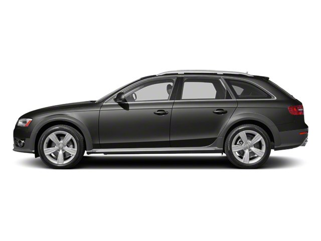 2013 Audi allroad Prices and Values Wagon 4D Premium AWD side view