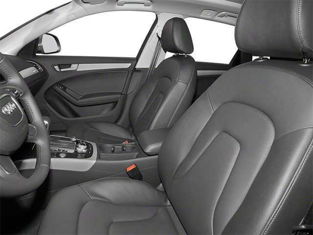 2013 Audi allroad Prices and Values Wagon 4D Premium AWD front seat interior