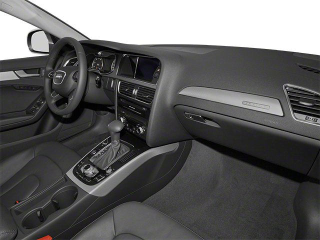 2013 Audi allroad Prices and Values Wagon 4D Premium AWD passenger's dashboard
