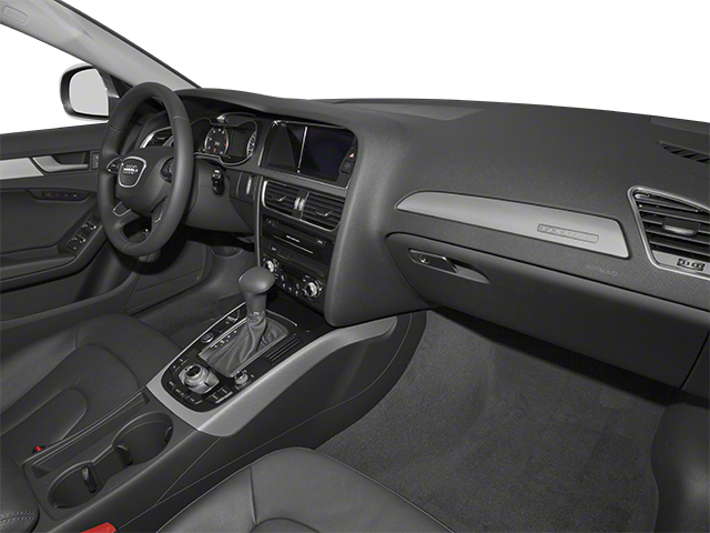 2013 Audi allroad Prices and Values Wagon 4D Prestige AWD passenger's dashboard