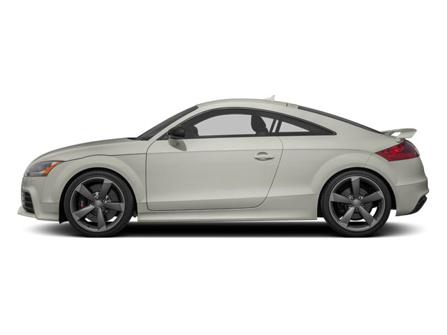 2013 Audi TT RS Pictures TT RS Coupe 2D RS AWD photos side view
