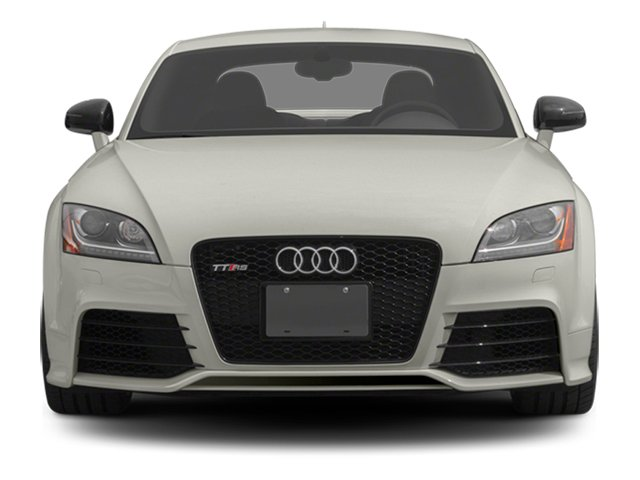 2013 Audi TT RS Pictures TT RS Coupe 2D RS AWD photos front view