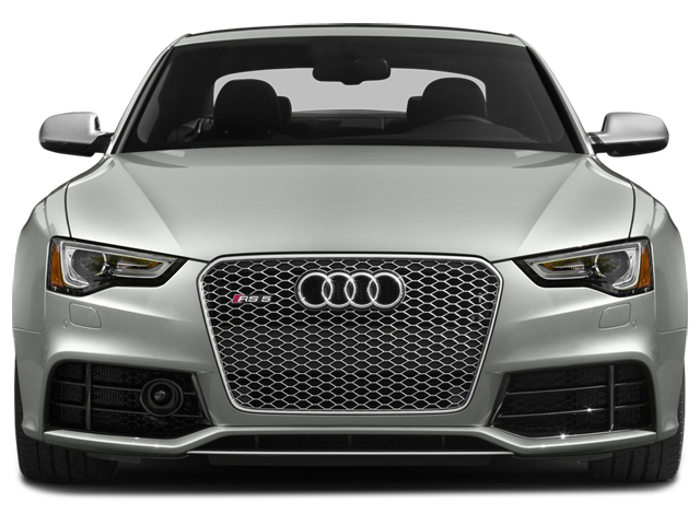 2013 Audi RS 5 Prices and Values Coupe 2D RS5 AWD V8 front view