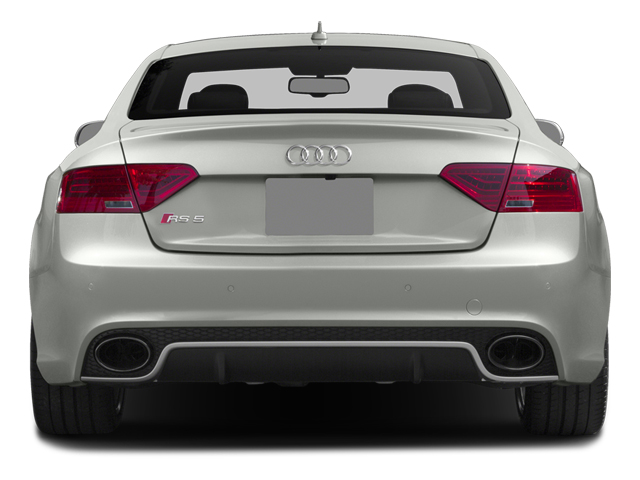 2013 Audi RS 5 Prices and Values Coupe 2D RS5 AWD V8 rear view