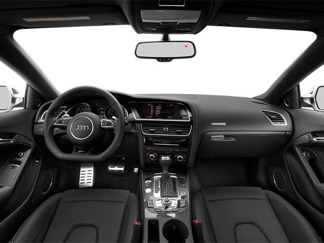 2013 Audi RS 5 Prices and Values Coupe 2D RS5 AWD V8 full dashboard