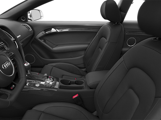 2013 Audi RS 5 Prices and Values Coupe 2D RS5 AWD V8 front seat interior