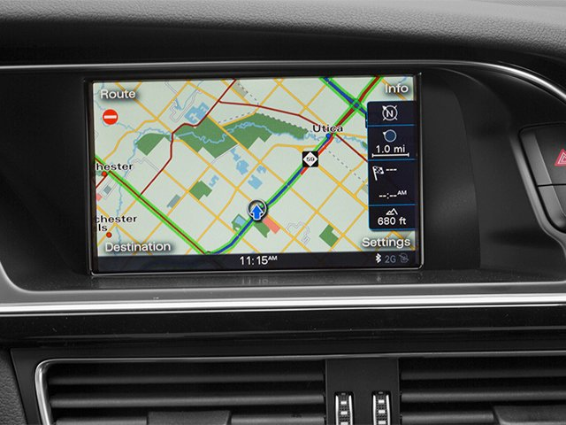 2013 Audi RS 5 Prices and Values Coupe 2D RS5 AWD V8 navigation system