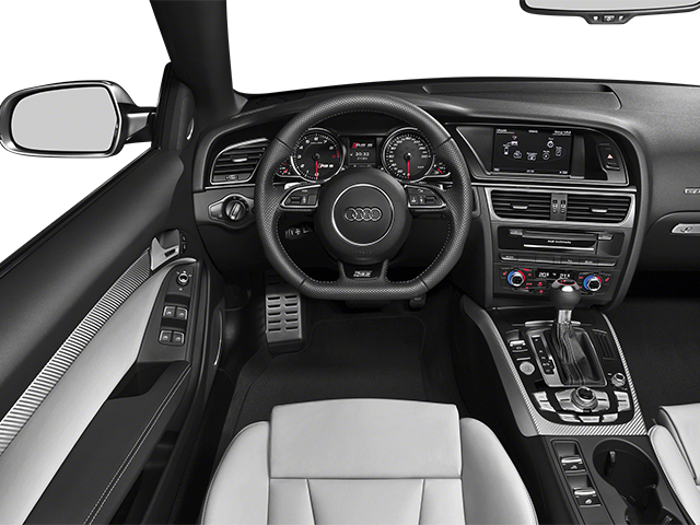2013 Audi RS 5 Prices and Values Conv 2D RS5 AWD V8 driver's dashboard