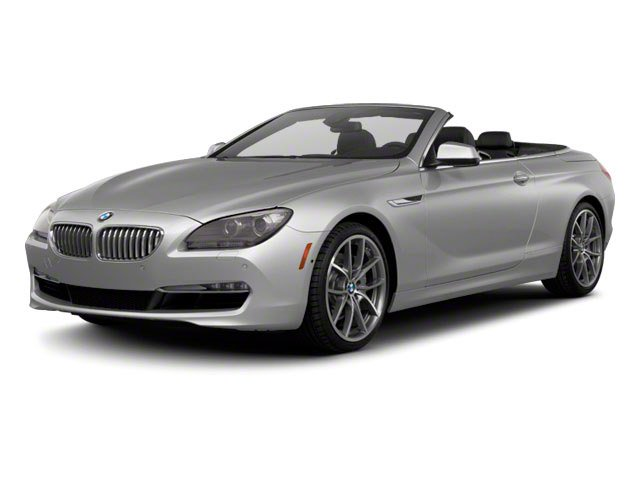 BMW 6 Series Coupe 2013 Convertible 2D 650i - Фото 1