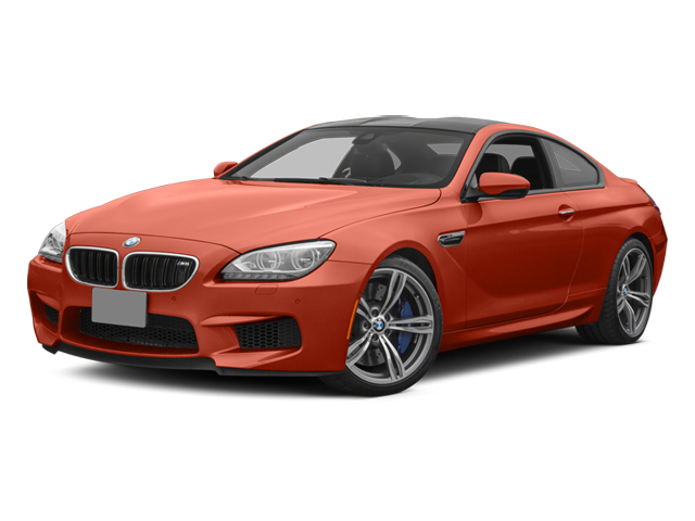 BMW M6 Coupe 2013 Coupe 2D M6 - Фото 1