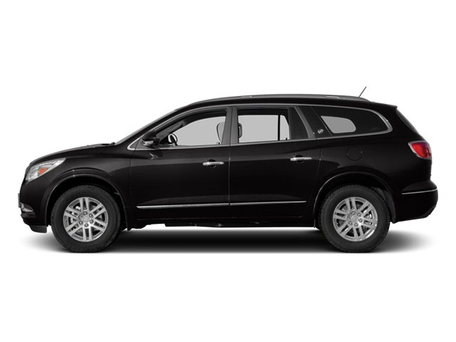 2013 Buick Enclave Prices and Values Utility 4D Convenience 2WD V6 side view
