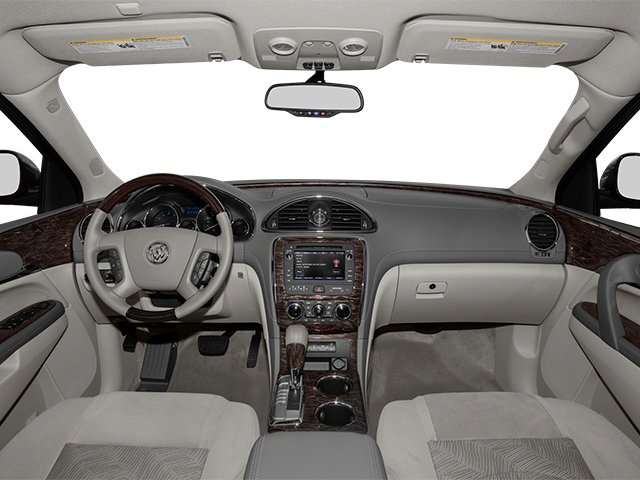 2013 Buick Enclave Prices and Values Utility 4D Convenience 2WD V6 full dashboard