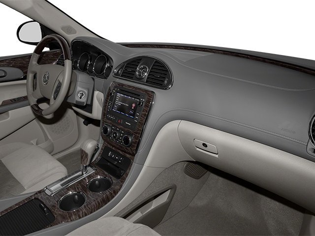 2013 Buick Enclave Prices and Values Utility 4D Convenience 2WD V6 passenger's dashboard