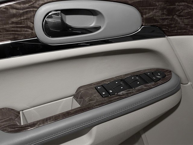 2013 Buick Enclave Prices and Values Utility 4D Convenience 2WD V6 driver's side interior controls