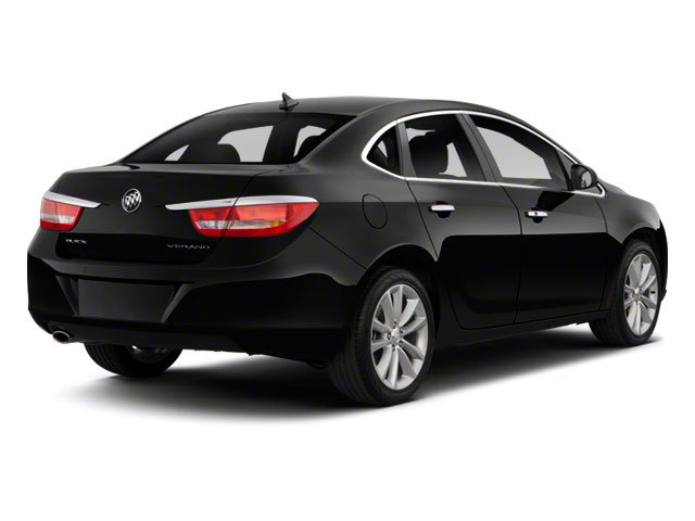 2013 Buick Verano Prices and Values Sedan 4D I4 side rear view