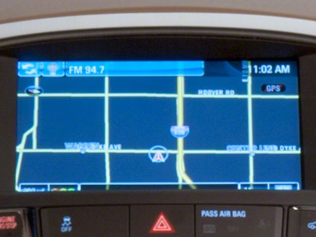 2013 Buick Verano Prices and Values Sedan 4D I4 navigation system