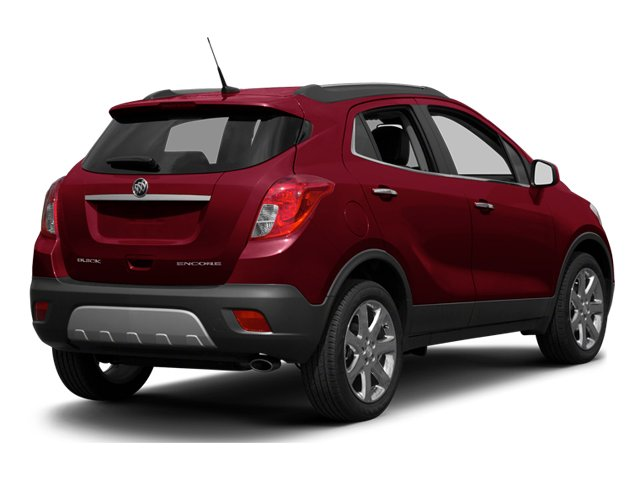 2013 Buick Encore Pictures Encore Utility 4D AWD I4 Turbo photos side rear view