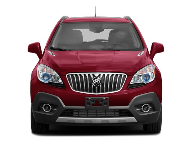 2013 Buick Encore Pictures Encore Utility 4D AWD I4 Turbo photos front view