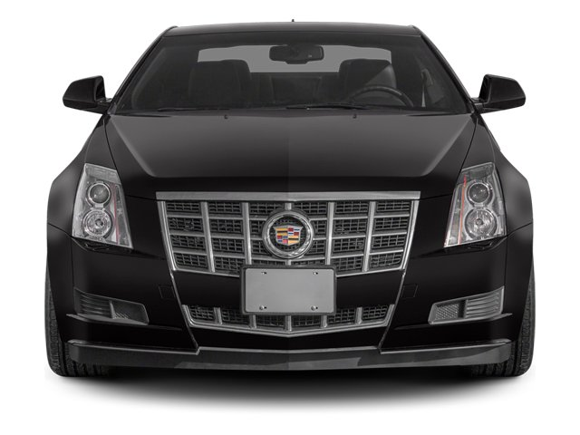 2013 Cadillac CTS Coupe Prices and Values Coupe 2D Premium AWD front view