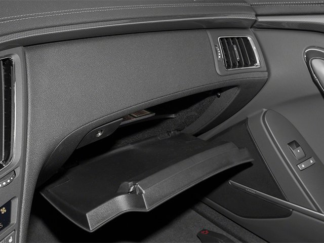 2013 Cadillac CTS Coupe Prices and Values Coupe 2D Premium AWD glove box