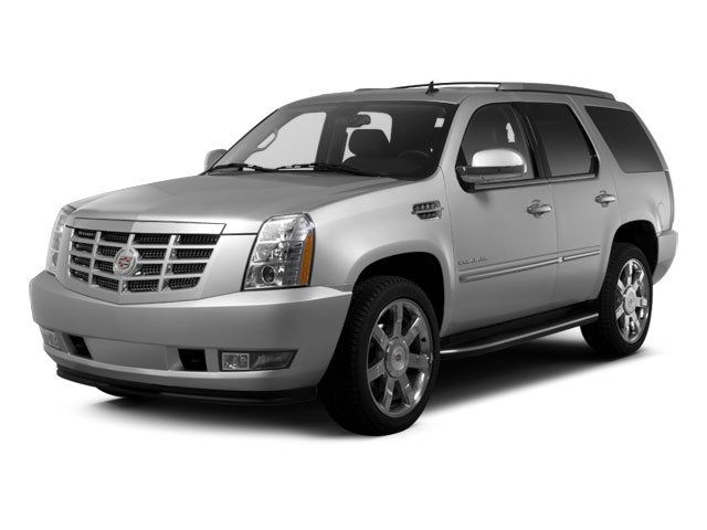 2013 Cadillac Escalade Prices and Values Utility 4D AWD
