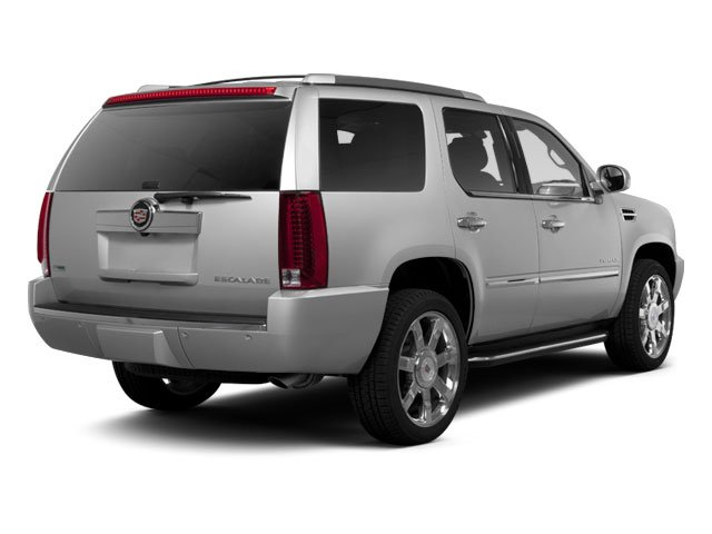 2013 Cadillac Escalade Prices and Values Utility 4D AWD side rear view
