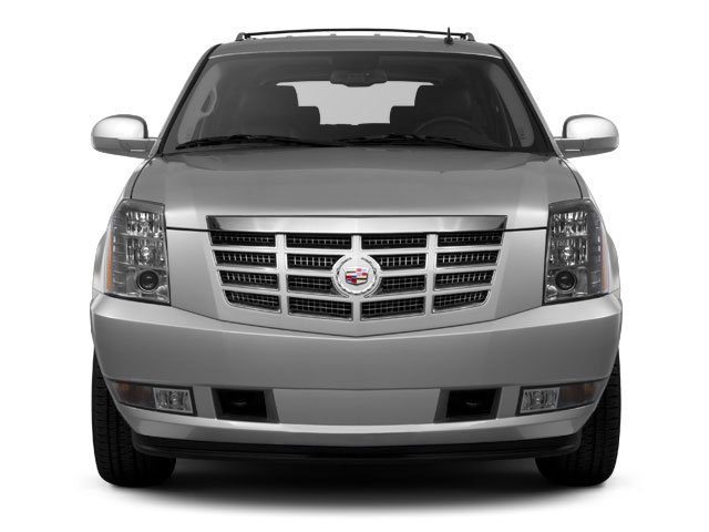 2013 Cadillac Escalade Prices and Values Utility 4D AWD front view