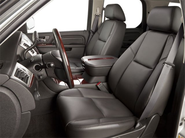 2013 Cadillac Escalade Prices and Values Utility 4D AWD front seat interior