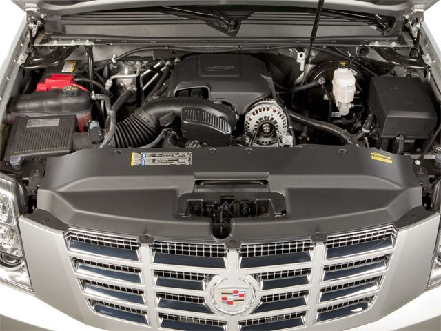 2013 Cadillac Escalade Prices and Values Utility 4D AWD engine