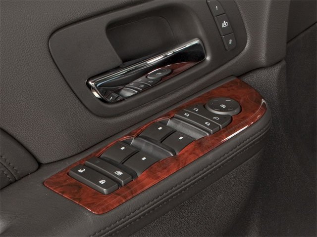 2013 Cadillac Escalade Prices and Values Utility 4D AWD driver's side interior controls