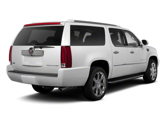2013 Cadillac Escalade ESV Prices and Values ESV 4D Luxury 2WD side rear view