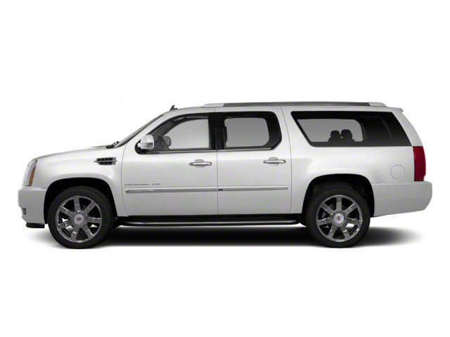 2013 Cadillac Escalade ESV Prices and Values ESV 4D Luxury 2WD side view