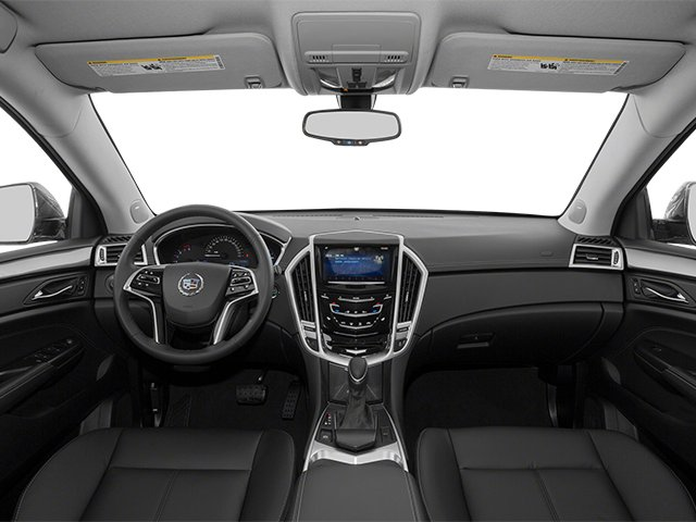 2013 Cadillac SRX Prices and Values Utility 4D Luxury 2WD V6 full dashboard