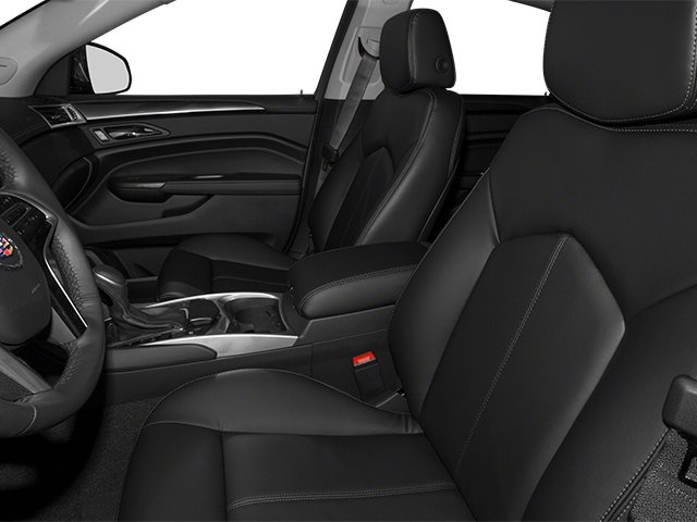 2013 Cadillac SRX Prices and Values Utility 4D Luxury 2WD V6 front seat interior