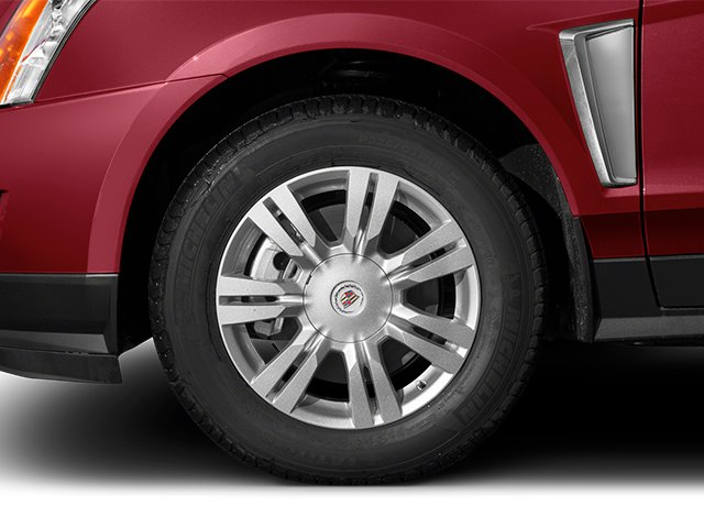 2013 Cadillac SRX Prices and Values Utility 4D Luxury 2WD V6 wheel