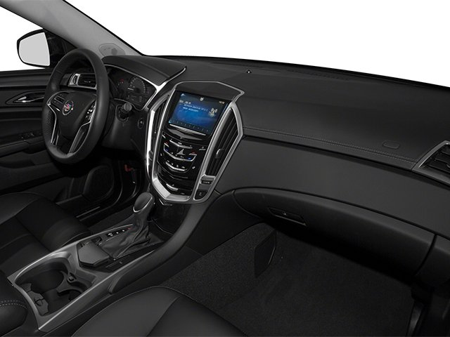 2013 Cadillac SRX Prices and Values Utility 4D Luxury 2WD V6 passenger's dashboard