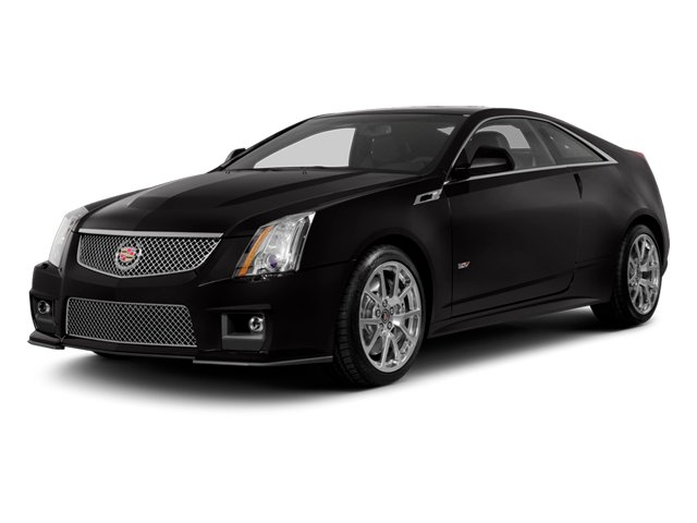 Cadillac CTS-V Coupe 2013 Coupe 2D V-Series - Фото 1