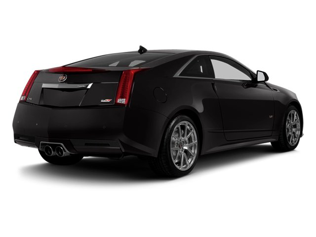 Cadillac CTS-V Coupe 2013 Coupe 2D V-Series - Фото 2