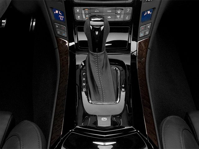 2013 Cadillac CTS-V Coupe Prices and Values Coupe 2D V-Series center console