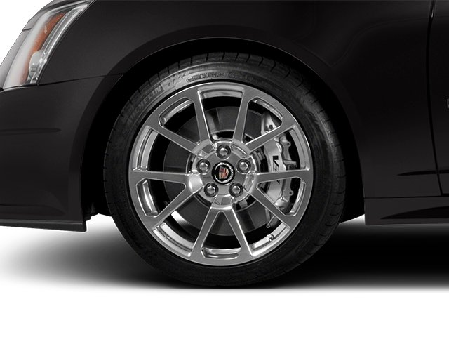 2013 Cadillac CTS-V Coupe Prices and Values Coupe 2D V-Series wheel