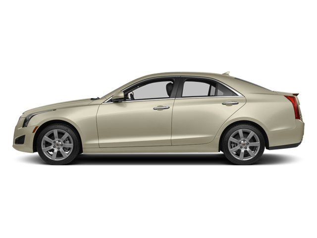 2013 Cadillac ATS Prices and Values Sedan 4D Performance Turbo AWD side view