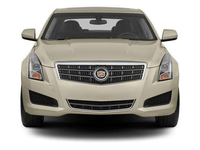 2013 Cadillac ATS Prices and Values Sedan 4D Performance Turbo AWD front view