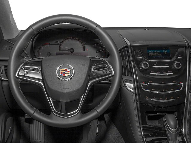 2013 Cadillac ATS Prices and Values Sedan 4D Performance Turbo AWD driver's dashboard