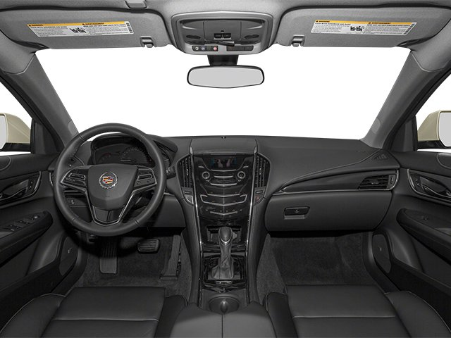 2013 Cadillac ATS Prices and Values Sedan 4D Performance Turbo AWD full dashboard