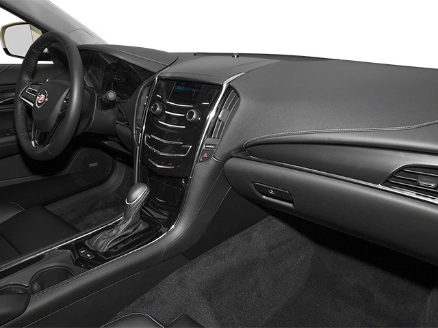2013 Cadillac ATS Prices and Values Sedan 4D Performance Turbo AWD passenger's dashboard